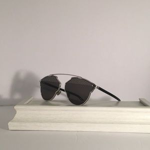 Christian Dior Aviator Sunglasses